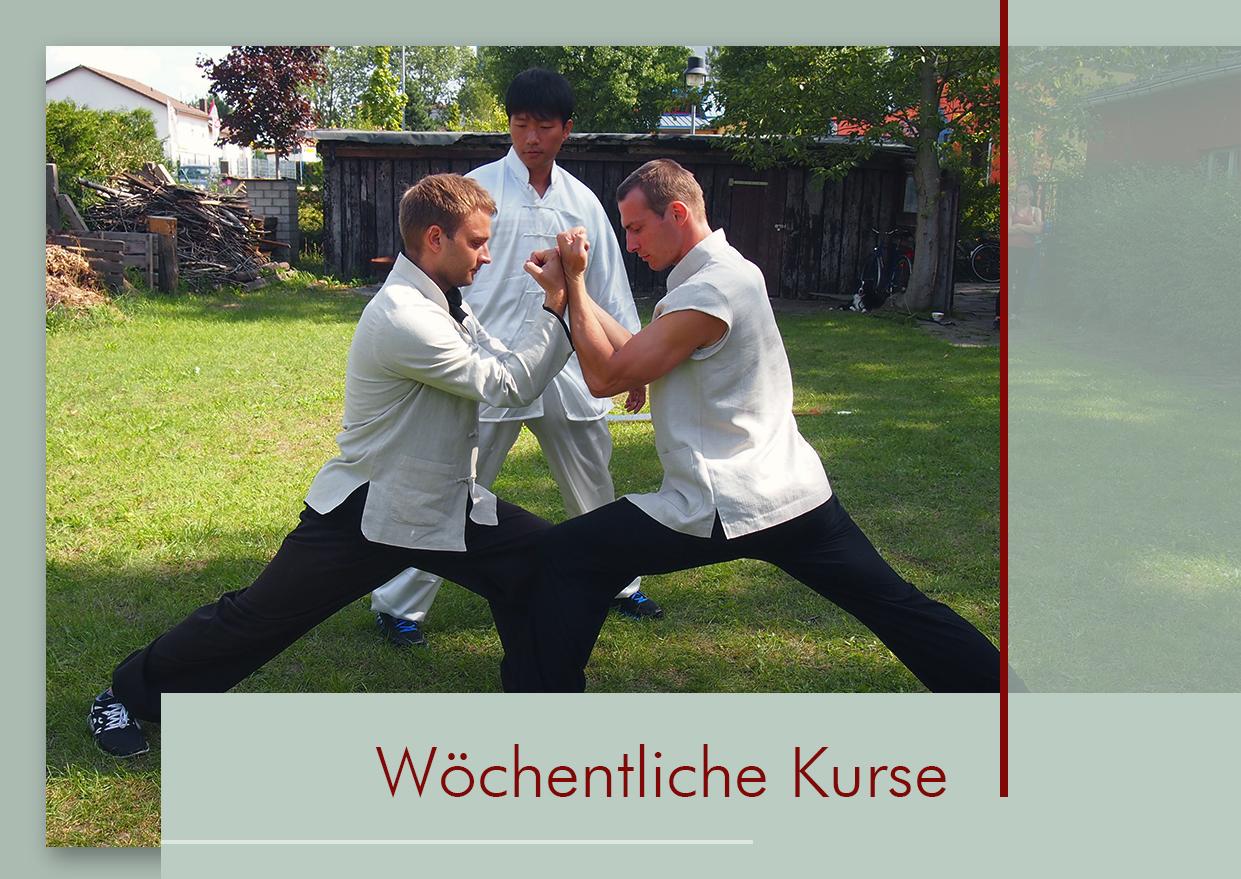 Kung Fu & Qigong für Kinder und Erwachsene
